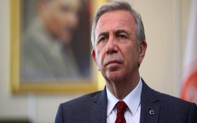AKP toplantısında itiraf: Mansur Yavaş'ın işine yaradı!
