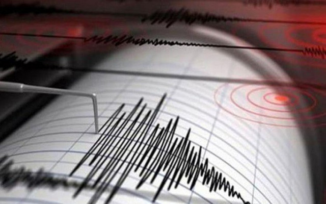 Antalya Kaş'ta 3.8 büyüklüğünde deprem