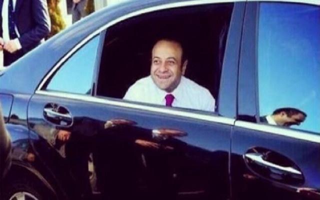 Belediyeden Egemen Bağış'a şöförlü araç tahsis edilmiş