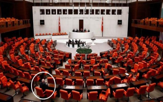 İstanbul itirazı Ankara'yı etkiledi:TBMM toplanamıyor