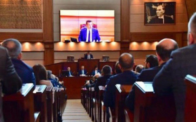 Ekrem İmamoğlu İBB oturumlarının reytingini açıkladı