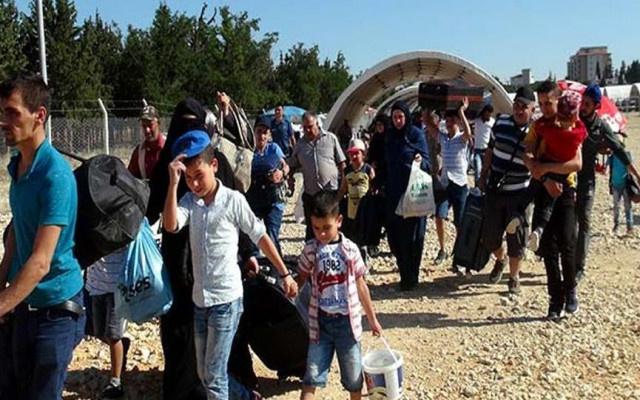 Suriyeliler bayram tatili için ülkelerine gidiyor