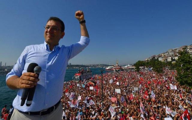 CHP adayı Ekrem İmamoğlu'nun hayatı...