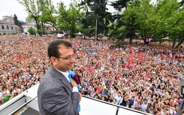 İmamoğlu'na bir ayıp da Trabzonspor yönetiminden