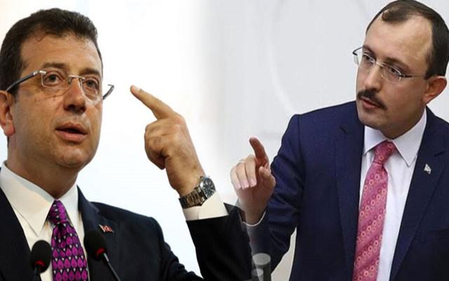 AKP'li Muş: Ekrem zavallı!