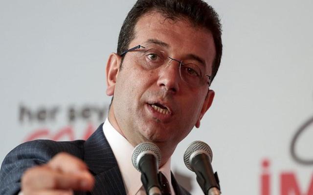 İmamoğlu AKP'li vekile dava açtı
