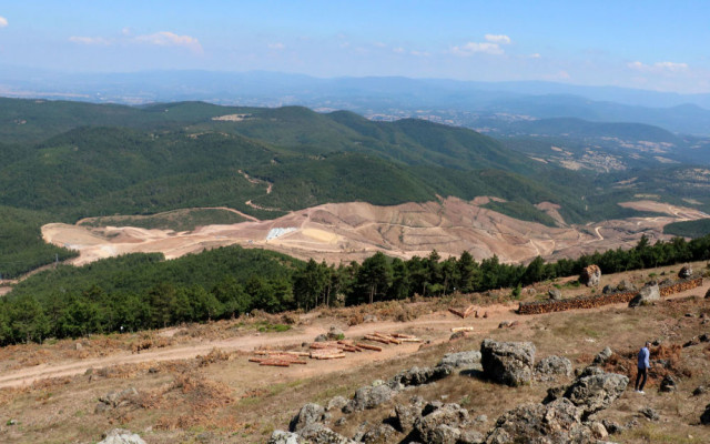 AKP'li Turan'a Kaz Dağları yalanlaması