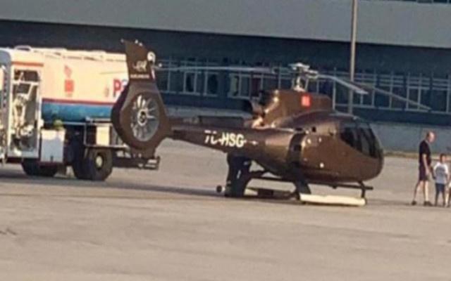 İsmail Küçükkaya'nın da bulunduğu uçak kaza atlattı