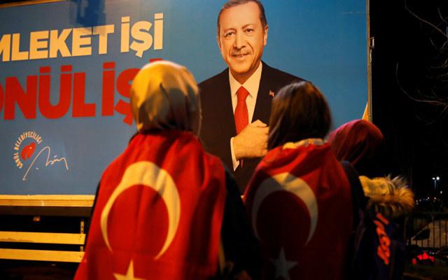 Erdoğan'dan 18'inci yıl mesajı