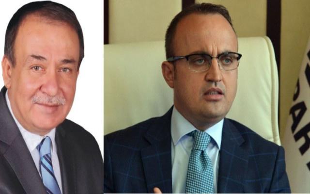 AKP'li eski başkandan AKP'li vekile Kaz Dağları tepkisi