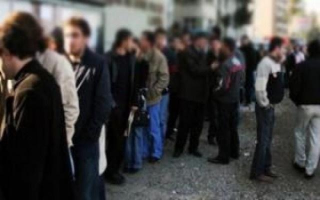 İşsiz sayısı 1 yılda 1 milyon arttı