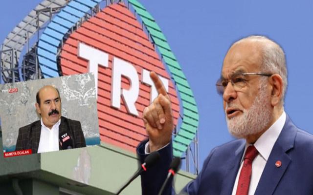 Temel Karamollaoğlu sordu: TRT'ye de kayyım atanacak mıdır?