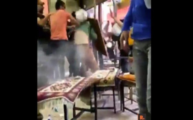 AKP'li vekilden polis şiddeti açıklaması