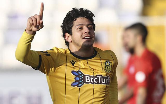 Beşiktaş, Guilherme'yi kadrosuna kattı!
