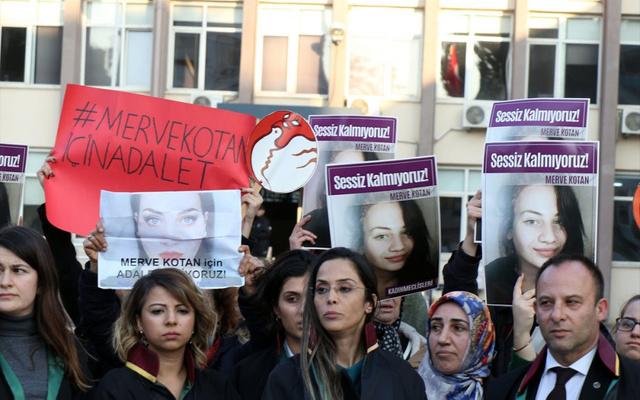 Hakimden Merve Kotan'ı öldüren Muhammet Gürsoy'un annesine skandal soru!