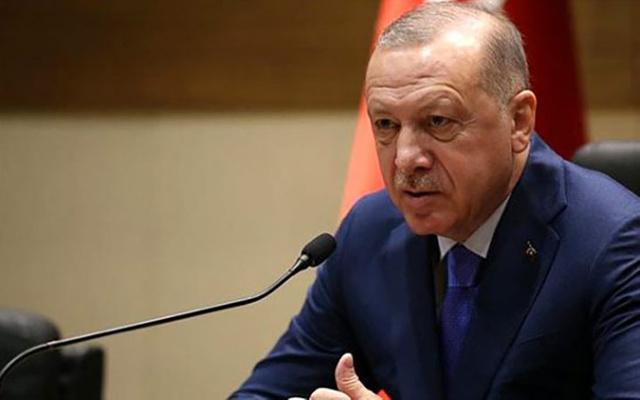 Erdoğan'dan Arap ülkelerine sert tepki