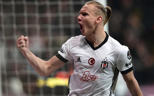Aston Villa, Vida için Beşiktaş'a teklif yapacak
