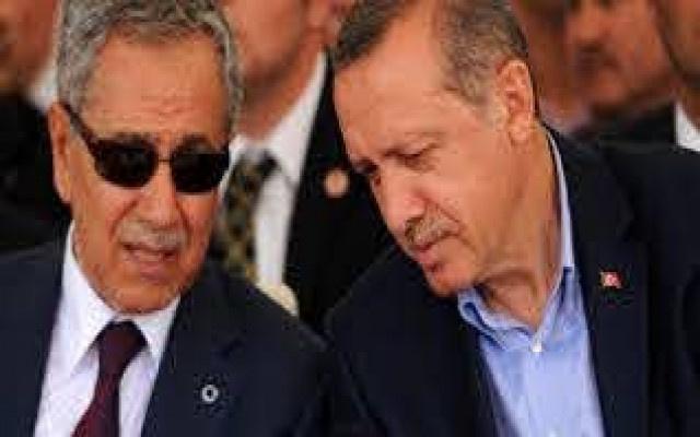 Erdoğan Arınç'la görüşmesini anlattı