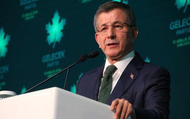 Ahmet Davutoğlu da Corona'ya yakalandı