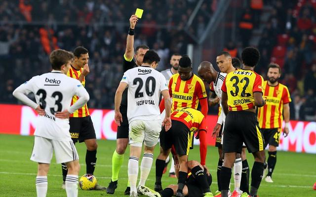 TFF, Göztepe-Beşiktaş maçı için kararını verdi
