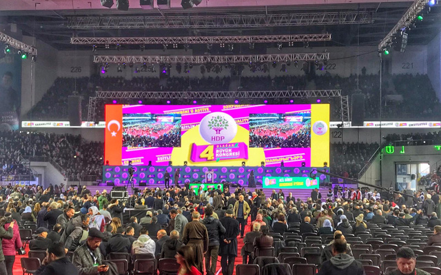 İşte HDP'nin 4'üncü Olağan Kongresi'ne katılan CHP'li