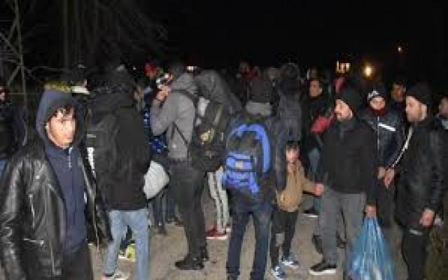 Göçmenler Avrupa kapılarında...