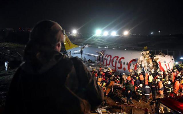 Sabiha Gökçen'deki uçak kazasıyla ilgili uzman yorumu: Hem pilot hem kule yüzde 100 hatalı