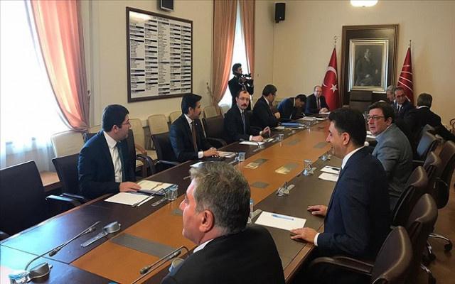 CHP'den AK Parti'ye infaz yanıtı