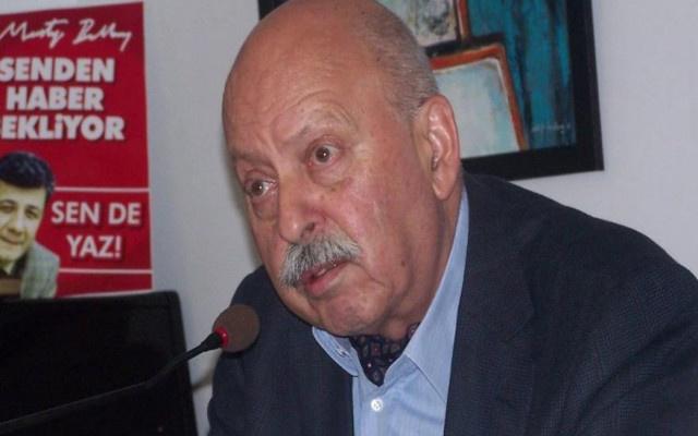 Gazeteci Ali Sirmen'de corona şüphesi