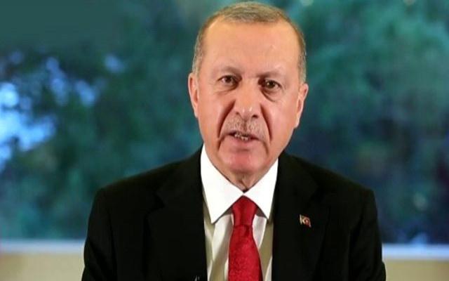 Erdoğan gönüllü karantina önerdi