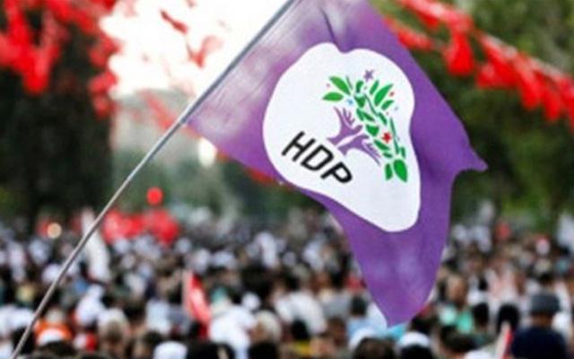 HDP'ye korona soruşturması