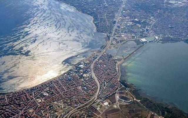 Koronalı günlerde Kanal İstanbul için ilk ihale yapıldı