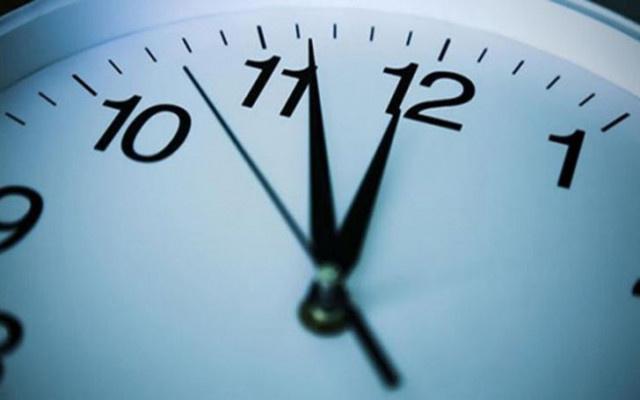 Türkiye'de şu an saat kaç?