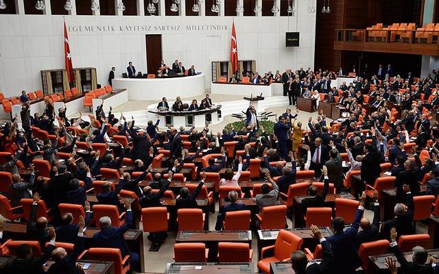 Dijital medyanın kısıtlanması Meclis gündeminde