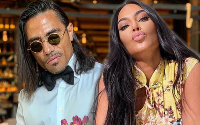 Nusret'ten Kardashian'a imalı gönderme