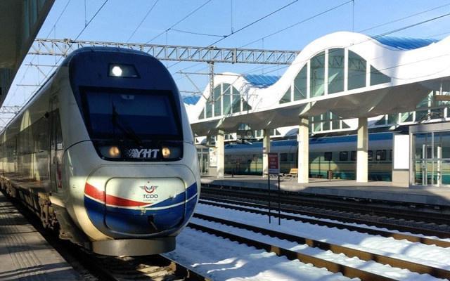 Hızlı tren seferleri 28 Mayıs'ta başlıyor