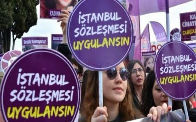 Eker'den İstanbul Sözleşmesi'ne destek