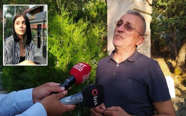 Pınar Gültekin'in babası konuştu: Katil yalnız değil