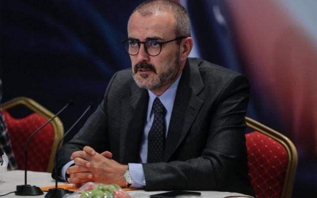 Mahir Ünal AKP'nin oy oranını açıkladı