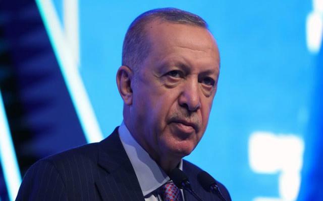 Erdoğan'dan muhalefete: Gözü dönmüş güruh...