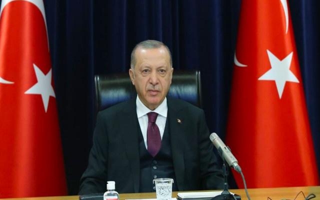 Erdoğan'ın Maaşı 100 Bin Lira Oldu