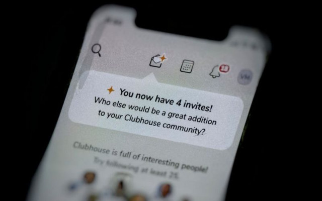 Clubhouse uygulamasında açık ortaya çıktı