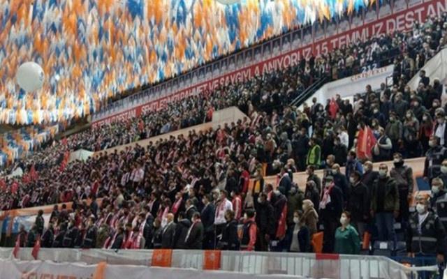 AKP'nin Kongre Yaptığı İllerde  Korkutan Tablo !