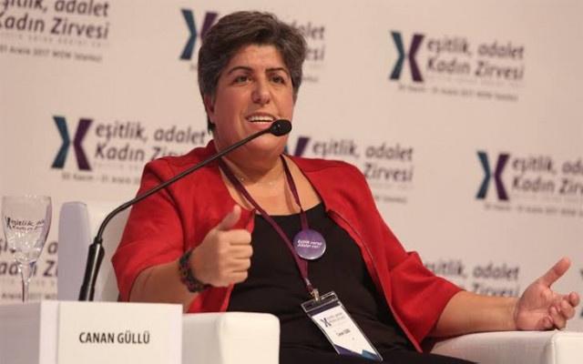 Canan Güllü'ye Anlamlı Ödül:Uluslararası Cesur Kadın seçildi
