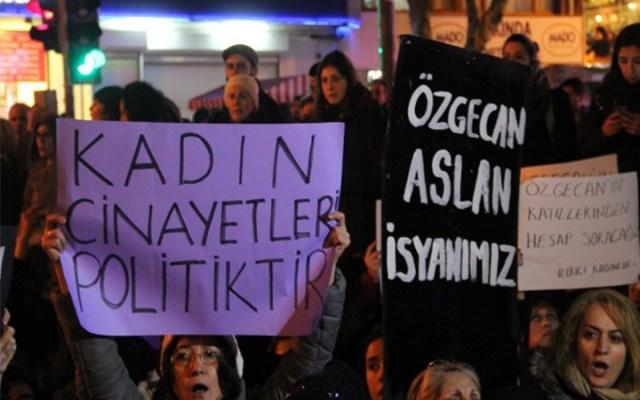 AKP'nin 18 yılında 6 bin 732 kadın katledildi