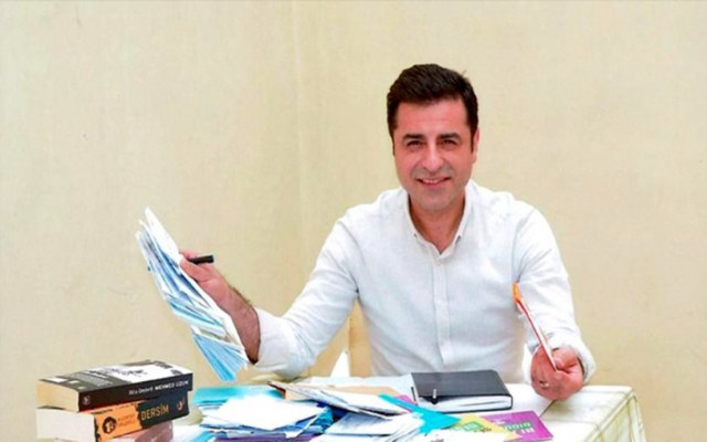 Selahattin Demirtaş:AKP Erken Seçime Gitmek İsteyebilir