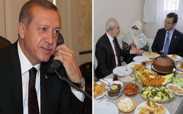 Sultanbeylili Teyze Amacına Ulaştı: Erdoğan Telefonla Aradı