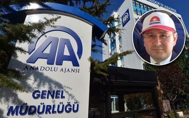 Anadolu Ajansı Genel Müdürü görevden alındı