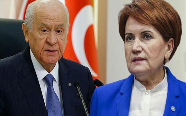 Emekli Amirallerden Akşener ve Bahçeli'ye Dava...