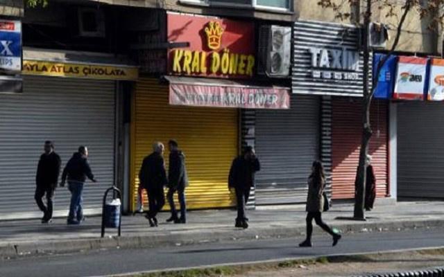 İstanbul'da 4 bine yakın işyeri kapandı